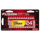 Rayovac Fusion Advanced Alkaline Batteries - 82424LFTFUSK