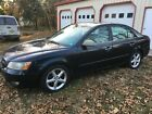 2006 Hyundai Sonata GLS/LX 2006 Hyundai Sonata GLS/LX,  4dr.  3.3L, 6Cyl. Automatic