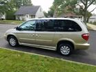 2007 Chrysler Town & Country touring AMS conversions 2007 Chrysler Town & Country lowered floor wheelchair van LO MILES