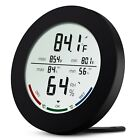 ORIA Digital Hygrometer Thermometer, Indoor Thermometer Humidity Monitor, Tem...