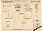 1964 PONTIAC TEMPEST 215 ci 6 cylinder L-6 Engine Car SUN ELECTRONIC SPEC SHEET