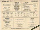 1963 DODGE DART 6 Cylinder TL1 170 ci Engine Car SUN ELECTRONIC SPEC SHEET