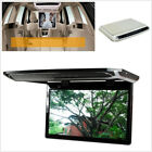 12.1'' Overhead Flip Down HD Monitor and Car Roof Video Player Entertainment