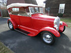 1929 Ford Model A SELL OR TRADE FOR NICE 55-57 CHEVY HT 1929 FORD TOURING STEEL BODY JAG REAR CUSTOM CLASSIC STREET ROD HOT ROD NO RAT