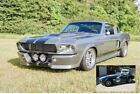 1967 Ford Mustang Eleanor Eleanor Mustang 1967 Fastback Reproduction  10 Miles !!!!!  w/ AC COBRA