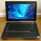 "DELL LATITUDE X6430 14"" LAPTOP, WIN 10 PRO-64BIT I5-3340M CPU 8GB RAM 320GB HD"