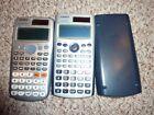 LOT OF 2 Casio fx-115ES PLUS Engineering/Scientific Calculator & CASIO FX 115ES