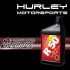 KLOTZ KL-104 / R50 Techniplate Synthetic 2-Stroke Racing Oil - 32 oz - Qty (1)
