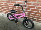 "MID SCHOOL BMX 12"" SPECIALIZED MICRO PIT BIKE PINK PITBIKE. RARE GT HARO"