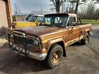 1979 Jeep J10 Golden eagle 1979 Jeep j10 golden eagle