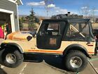 1979 Jeep CJ  1979 Jeep CJ7 Original Paint, V8, Locker, Lifted, tons of upgrades