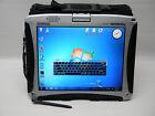 Panasonic Toughbook CF-19 Tablet/Laptop Core 2 Duo 250HD 4GB Ram DVD-RW Win 7 Pr