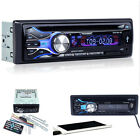 12V Car Bluetooth DVD CD Player LCD Color Display Dual Video Output SD /MMC /USB