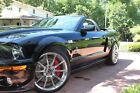 2007 Ford Mustang GT500 Super Snake 2007 Ford Mustang GT500 Shelby Super Snake Convertible Supercharged 6 SPD 11K