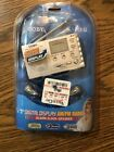 New ~ Coby CX-53 AM/FM Radio With Digital Display and Alarm Clock, Sealed: NRFP