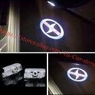 Led Light Door Projector Welcome Logo Emblem Kit For Toyota Scion FR-S 2010-2017