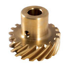 Crane Bronze Distributor Gear 0.484 in Shaft Mopar B/RB-Series P/N 66990-1