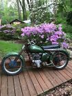 1949 Indian Scout  Vintage 1949 Indian 249 Scout Vertical Twin Arrow Warrior Super Scout w/ Extras