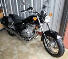 2009 Suzuki GZ250  uzuki GZ250; black; saddle bags