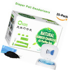 Diaper Pail Deodorizer Bamboo Carbon Filters/Bamboo Charcoal Filters,Shoe Deodor