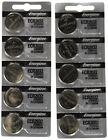Energizer CR2032 3 Volt Lithium Coin Battery 10 Pack (2x5 Pack) In Origin... New