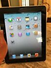 Apple iPad 1st Gen. 64GB, Wi-Fi, 9.7in - Black-EXCELLENT condition-bundle w/case