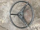 1960 Ford Starliner Galaxie Fairlane Steering Wheel - OVERALL NICE CONDITION!!!