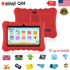 """7"""" Google Android 7.1 3G Quad Core BabyPad Tablet for Kids 8GB WiFi Bundle Case"""
