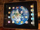 Apple iPad 1st Gen. 32GB, Wi-Fi, 9.7in - Black