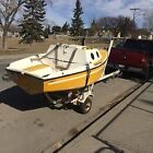 Sailboat, Guppy 13 foot, day sailor with trailer.