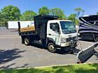 2007 Mitsubishi Fuso FG84D  2007 Mitsubishi Fuso FG84D Dump Body with Plow