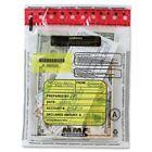 MMF Industries FraudStopper Tamper-Evident Deposit Bags, 2.5 mm, 9 x 12 Inches,