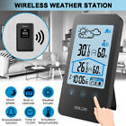 【Moon Phase】Wireless Weather Station & Outdoor Sensor Temperature Humidity Meter