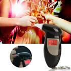 LCD Digital Alcohol Breath Tester Keychain Breathalyzer Analyzer MY8L KE