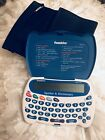 Franklin Homework Wiz Plus Speller Dictionary with Games And W/ Case