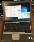 "Dell Latitude d630 14"", Core 2 Duo, 4GB RAM, 250 HDD, RS-232, Windows10 64bit. Ⓨ"