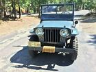 1947 Willys CJ2A  1947 Willys CJ2A Restored Jeep