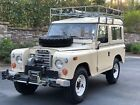 1974 Land Rover Series 3  1974 Land Rover Series III