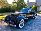 1937 Cord 812  1937 Cord Supercharged Custom Beverly