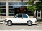 1976 BMW 2002 -- 1976 BMW 2002 - 4 Speed and Sunroof!