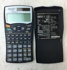 Sharp EL-506W Advanced D.A.L Scientific Calculator