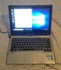 Fujitsu Lifebook T734 i3-4000M 2.4GHz 4GB 320GB HDD Win10 Pro Convertible Laptop
