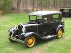 1931 Ford Model A BASE 1931 TUDOR MODEL A FORD