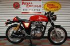 ROYAL ENFIELD CONTINENTAL GT 535 CAFE RACER DEMO 2014 ROYAL ENFIELD NEW CONTINENTAL GT WITH NICE UPGRADES VERY FUN TO RIDE CALL!!