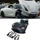 High Quality Fit For Nissan GTR35 Resin Fiber Auto Part Body Kit