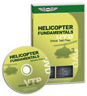 Virtual Test Prep for Helicopters Video DVD Disks ASA-VTP-HELI