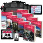 Gleim Instrument/Commercial Pilot Kit w/Online Ground School & Test Prep + Audio