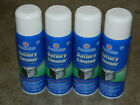 (4) NEW 5.75 oz. CANS PERMATEX 80369 BATTERY CLEANER INSTANTLY REMOVES CORROSION
