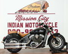 Indian Scout® Thunder Black -- 2018 Indian Motorcycle® Scout® Thunder Black WE FINANCE