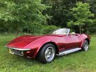 1969 Chevrolet Corvette convertible 1969 Corvette Convertible # Match Candy Apple Red 350/350 hp with hard top too !